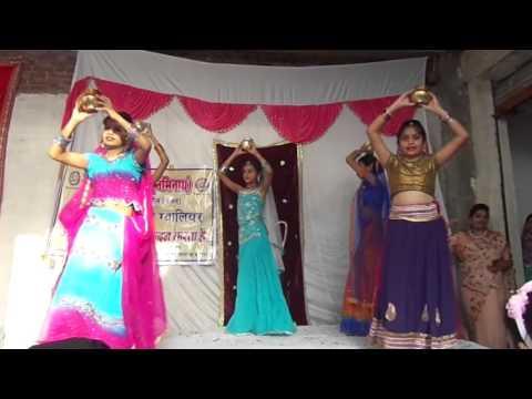 Kalsha dhalo re dhalojain dance choreographed by anshu jain