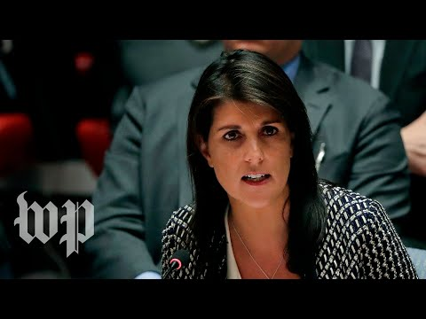 Nikki Haley says she's 'not confused'