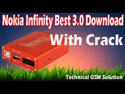 Nokia Infinity Best 3.0 With Crack - Nokia Flashing Tool - Technical GSM Solution