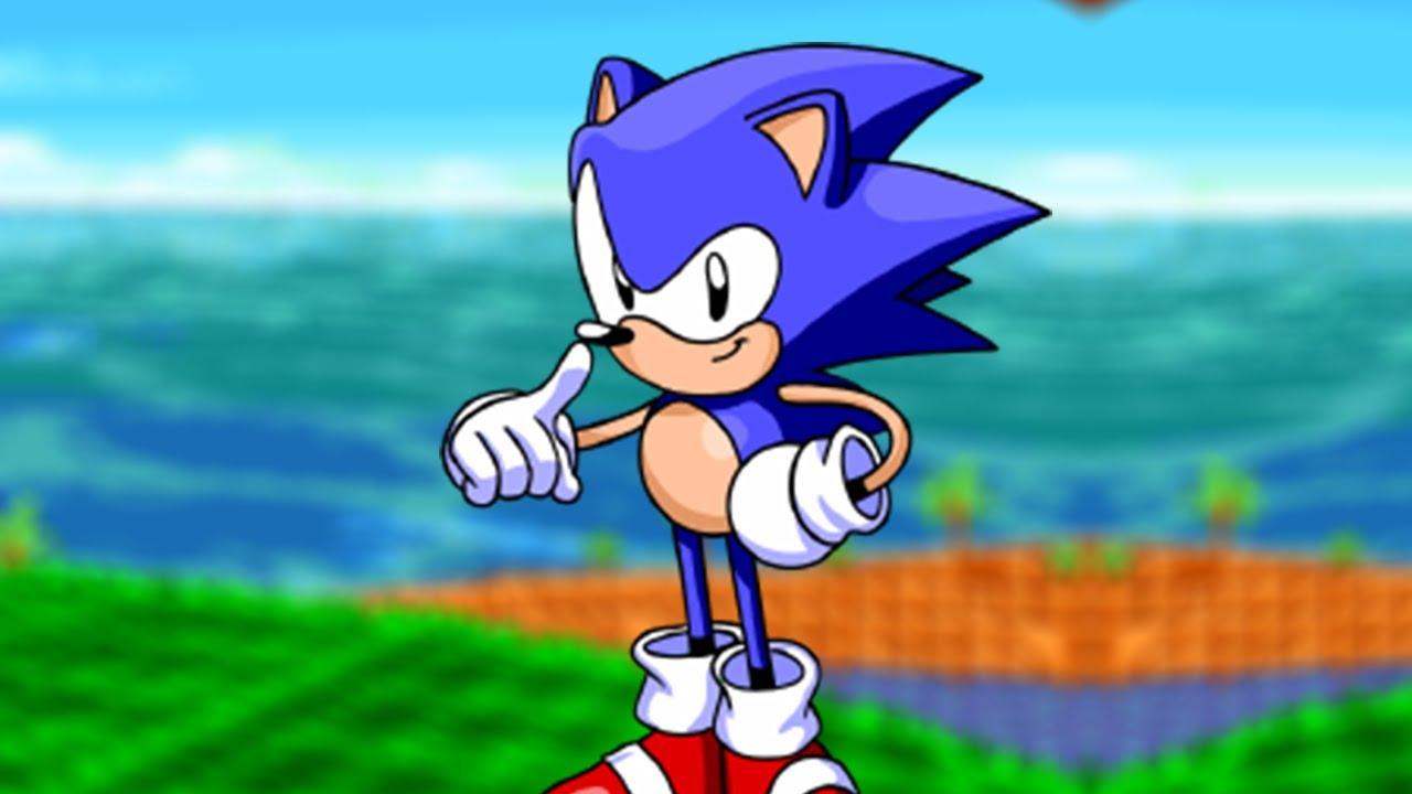 Sonic Robo Blast 2 - Toei Sonic With New Abilities
