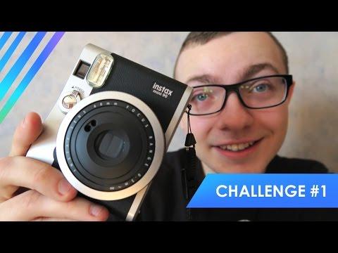 Instax Challenge School - 24hr Challenge - #1