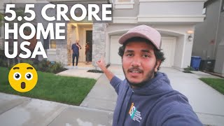 I Stayed In Most Expensive Home Of My Life! $700000 House in Bay Area, USA 😍🔥