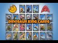 Dinosaur King Cards