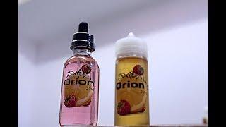 😲 #Тест жидкости с Кашином #23|ORION ZENITH-ORION ZENITH'S|БЕЗВКУСНЫЙ КЛОН ПРОТИВ ОРИГИНАЛА|😲