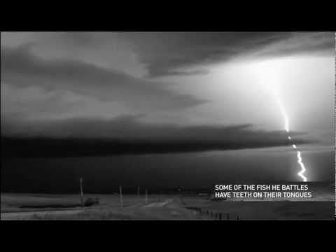 Incredible Slow Motion Lightning Strike! (1 sec. = 3 min!)