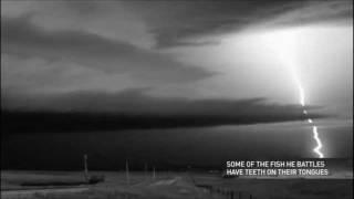 Incredible Slow Motion Lightning Strike! (1 sec. = 3 min!)