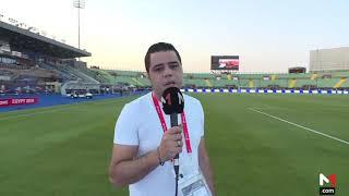 كاميرا ميدي1تيفي في قلب ملعب السلام .. العواملة يرصد حالة الملعب قبل أولى مباريات الأسود في
