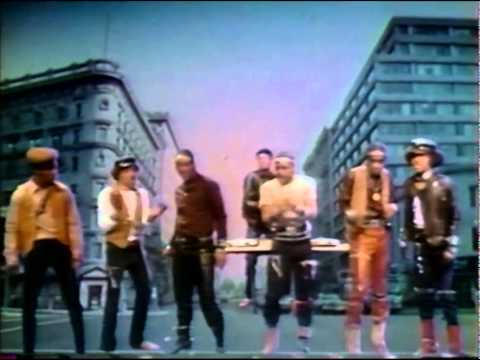 Grandmaster Flash & The Furious Five - It's Nasty (Official Video)