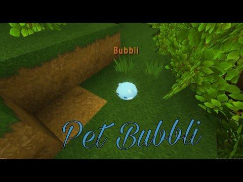 Cara Mendapat Pet Gratis Di  Mini World Update 0.52 (Bubbli)