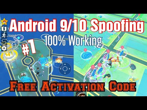 Android 9 & 10 Pokemon go spoofing | PGSharp 1.0.32 | Get ...