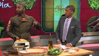 Arise Entertainment 360, Ethiopian Cuisine