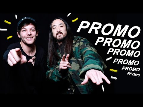 JUST HOLD ON PROMO (Best Moments) • Louis Tomlinson & Steve Aoki