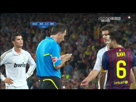Sierd de Vos geniet van vechtpartij Barcelona - Real Madrid