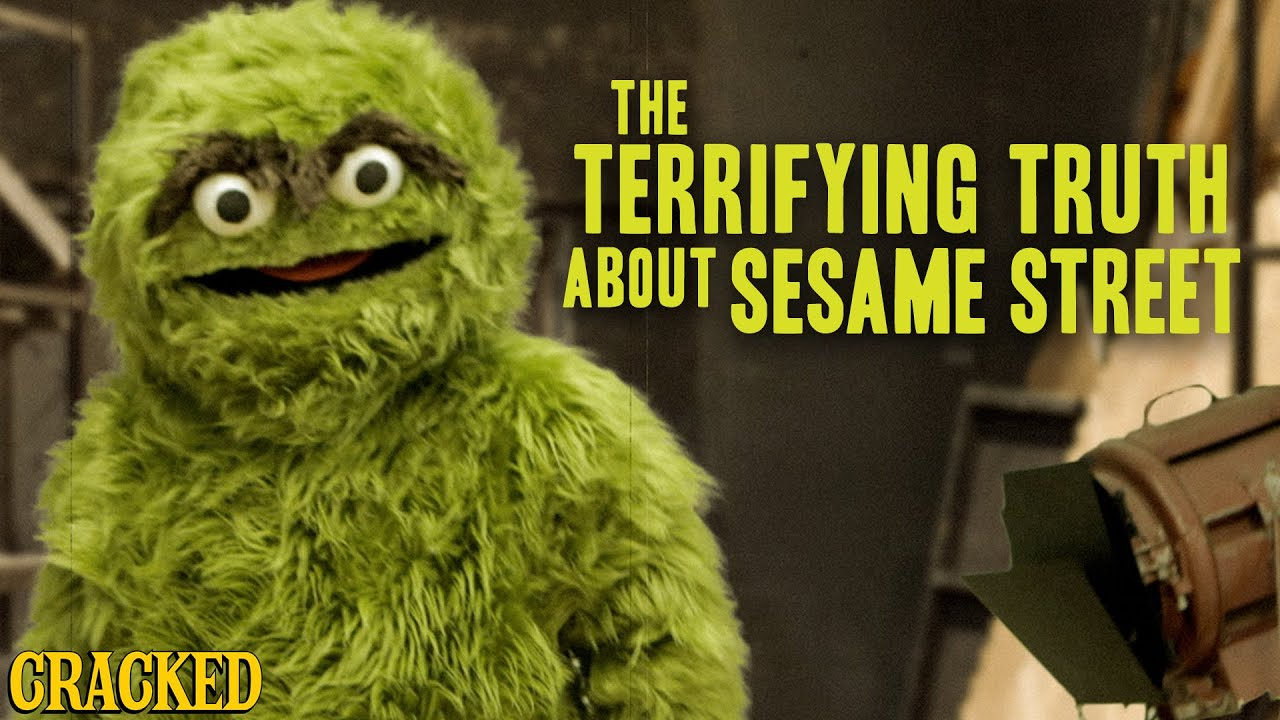 The Terrifying Truth About Sesame Street