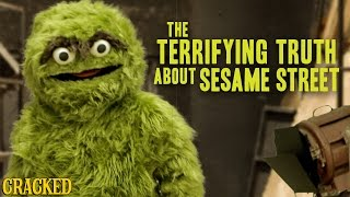 The Terrifying Truth About 'Sesame Street'