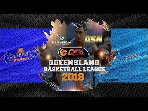 QBL19 - Round 1 Men Brisbane Capitals V Cairns Marlins