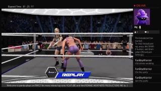 TNA Impact™ on WWE 2K17™ Episode 3