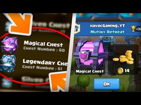 OMG! ACCURATELY KNOW YOUR NEXT CHEST! Clash Royale NEW LEGENDARY CHEST CYCLE PATTERN WEBSITE!