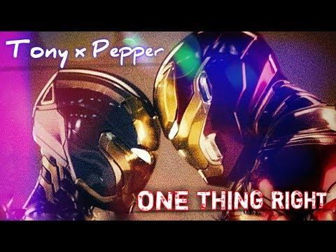 Download Lagu  Tony × Pepper   One Thing Right   Marshmello & Kane brown Mp3 Free