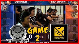 Ang Paghihiganti! Execration vs Bren Esports | MPL PH Season 2 Playoffs