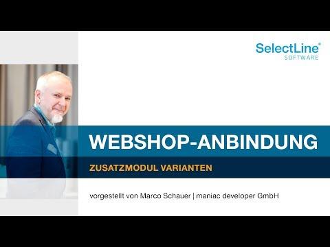 Webshop-Anbindung Zusatzmodul Varianten | Schnittstelle zu Shopware thumbnail