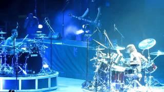 Godsmack Drum Solos Live In Denver, Co July 17, 2011