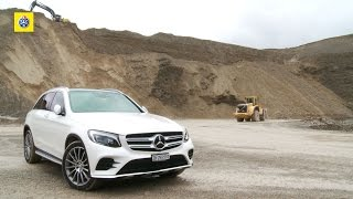 Mercedes-Benz GLC 250 D - Autotest