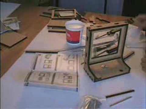 Building a Bulldog 5x4 large format camera