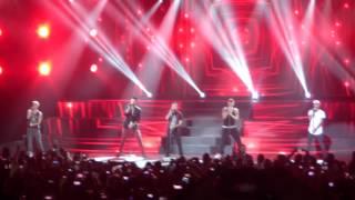Backstreet Boys - I'll Never Break Your Heart HD live in Citibank Hall @ 08/06/2015 - Rio de Janeiro