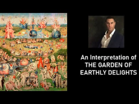 The Garden Of Earthly Delights An Interpretation Of Hieronymus Bosch Youtube