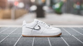 """Travis Scott x Nike Air Force 1 Low """"AF100"""": Review & On-Feet"""