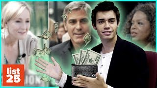 25 Richest Celebrities With The Highest Net Worth
