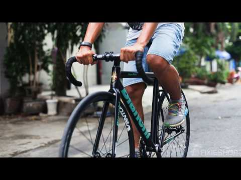 DAN Fixed Gear :: Bianchi :: Super Pista [Repost with license songs]