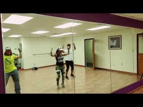 Cheap Thrills dance Fitness routine  for Food Drive and Breast Cancer