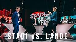 Stadi vs. Lande - kisan kuvauksissa! Kuinkas kävikään?