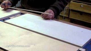 How To Make Plywood Boxes • 20 Of 64 • Woodworking Project For Kitchen Cabinets, Desks, Etc...