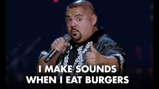 Throwback Thursday I Make Sounds When I Eat Burgers  Gabriel Iglesias