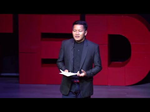 How to be an entrepreneur without a money? | Chhak Socheat (ឆាក់ សុជាតិ) | TEDxAbdulCarimeSt