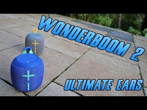 UE Wonderboom 2 - kolejny udany głośnik od Ultimate Ears? | test, recenzja, review