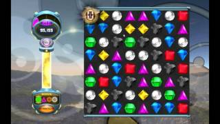 Bejeweled Twist - Zen game over!