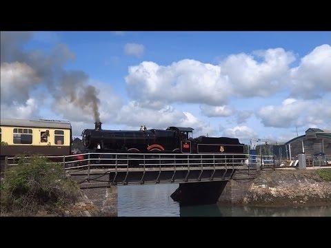 Dartmouth Steam Railway, Beer Festival 2015, Saturday 18th July
