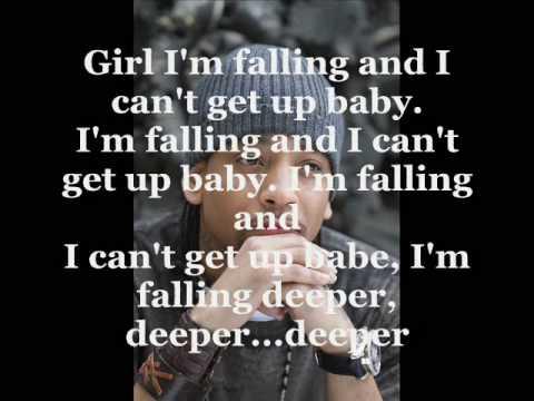 J. Holiday - Fallin (Lyrics)