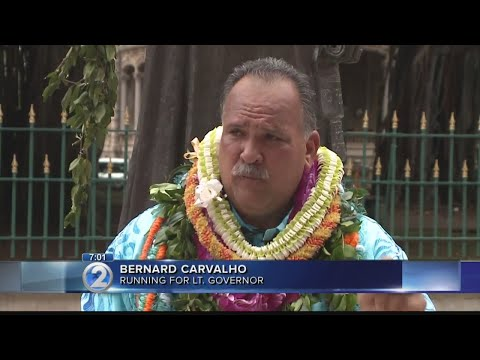 Kauai mayor to run for lieutenant governor
