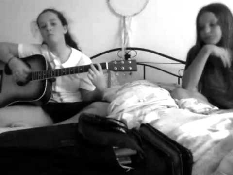 Elyssa and Chloe Lenihans cover of 'travelin soildier' hope you likee :))