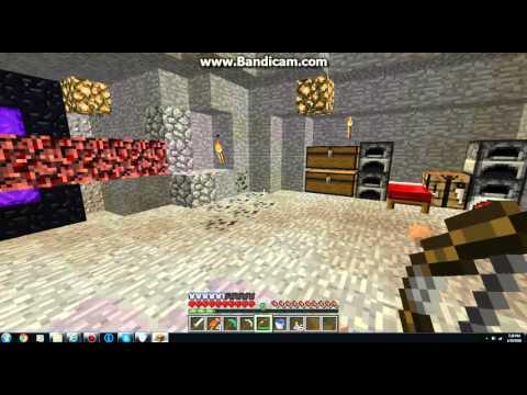 Minecraft (Part 2) Cooking iron ores Season 10 Series