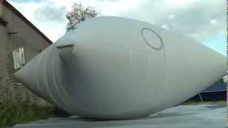 Мягкие резервуары для нефтепродуктов(Мягкие (эластичные) резервуары от компании Нефтетанк являются инновационным, экологически безопасным..., 2014-10-23T16:12:40.000Z)