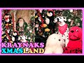 Kraynaks Christmas Land VLOG