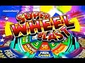 SUPER WHEEL BLAST SLOT - 50 FREE SPINS! - BIG WIN! - Slot Machine Bonus