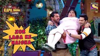 Bumper, John & Varun Ke Dum Par - The Kapil Sharma Show
