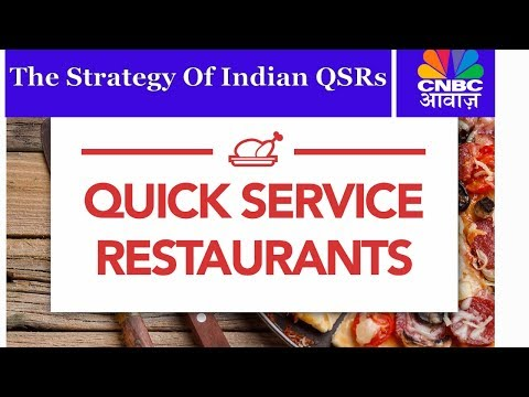 The Strategy Of Indian Quick Service Restaurants | Brand Bazar | CNBC Awaaz